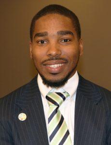 School Board Member Anderson Sainci