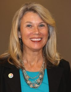 School Board Member Lisa Wittman