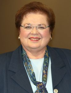 School Board Member Nancy Bradley