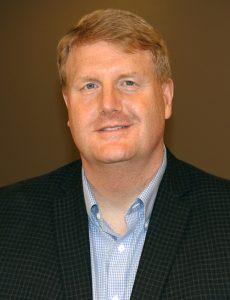 School Board Vice President Tom Barton