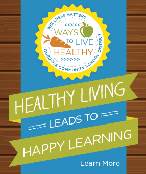 Healthy living leads to happy learning... learn more!