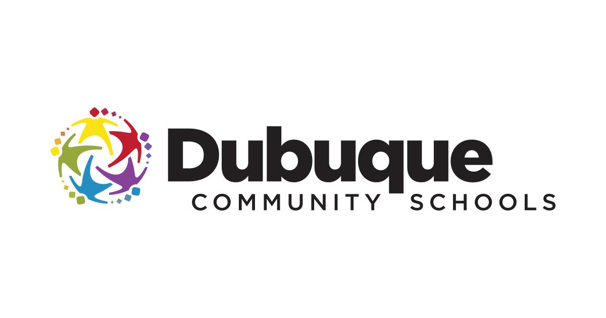 Dubuque Community Schools logo