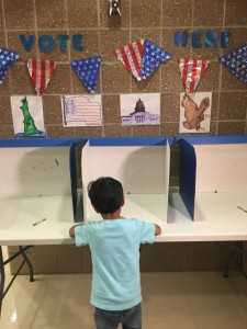 NEWS kindergarten voting
