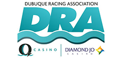 Dubuque Racing Association Logo