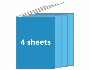 TEMPLATE program half fold 16panel