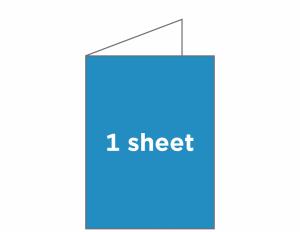 TEMPLATE program half fold 4panel