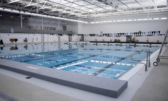 News aquatic center cc