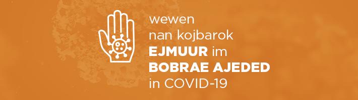 Melele ko Ikijen Coronavirus: Wewen ko Ikijen Bobrae