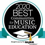 NAMM 2020 Best Communities for Music Education