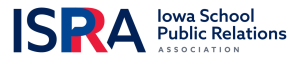 Iowa School Public Relations Association Logo