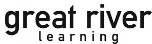 Great River Learning Logo