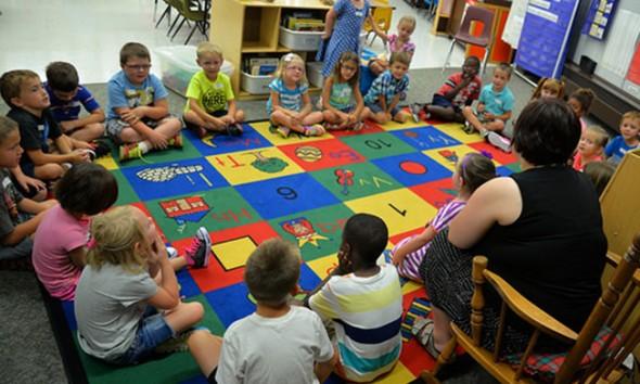 News kindergarten