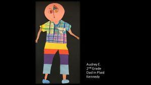 Artwork by Audrey, Grade 2
