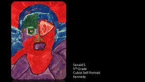 Artwork by Senaid, Grade 5