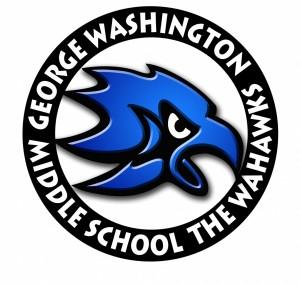 George Washington MS Wahawk logo