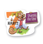 Habit #7: Sharpen the Saw
