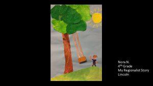 Artwork by Nora, Grade 4
