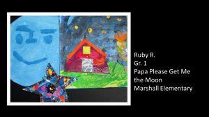 Artwork by Ruby, Grade 1
