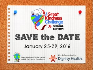 Great Kindness Challenge 2016_Save the Date