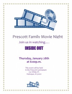 Prescott Movie Night