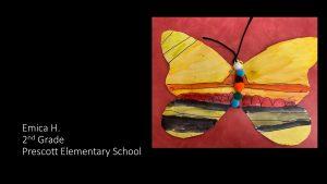 Artwork by Emica, Grade 2
