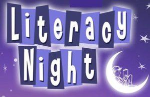 literacy night photo