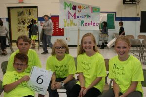 Battle of the Books 2016 Winners