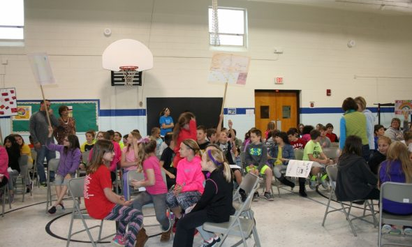News students in battle of the books compete