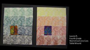 Artwork by Lauryn, Grade 4