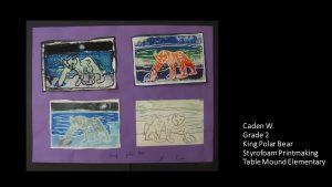 Artwork by Caden, Grade 2