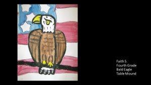 Artwork by Faith, Grade 4