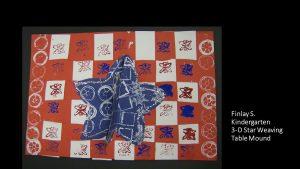 Tablemound finlay gk 3d star weaving