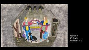 Artwork by Rachel, Grade 6