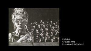 Artwork by Halle