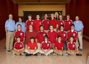 SHS Boys Bowling Team 2017 18
