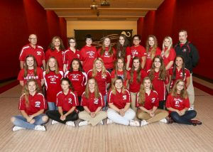 2016 Women's Bowling Team