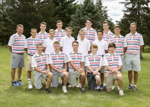 2017 Men's Golf Team
