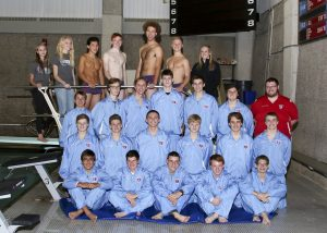 2016 Men's Swim Team
