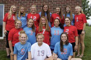 2017 Varsity Volleyball Team