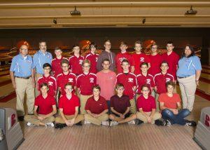 2018 Men's Bowling Team