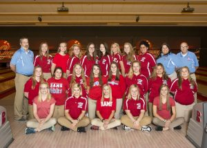 2018 Women's Bowling Team