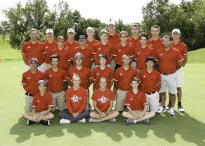 2019 Men's Golf Team