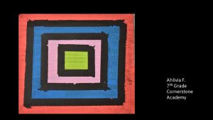 Artwork by Ahlivia, Grade 7