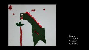 Artwork by Cooper, Grade 2