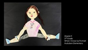 Artwork by Akaela, Grade 3