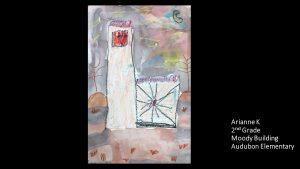 Artwork by Arianne, Grade 2