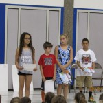 Awards Assembly Photo