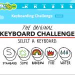 Keyboard Challenge ABCYA
