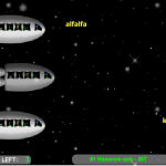 Outerspace Fleet Commander