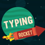 Typing Rocket ABCYA